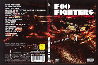 Foo Fighters - Live At Wembley Stadium - discogs.com