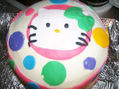 Allie's b-day cake