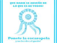 18 de mayo - Día de la Escarapela Argentina