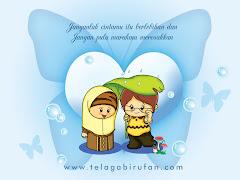 Janganlah Cintamu Itu Berlebihan Dan Jangan Pula Marahmu Merosakkan.....=)