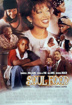 the movie soul food Everyone remembers the 1997 black family film, soul food set in chicago, the  movie follows the joseph sisters, bird, teri and maxine and.