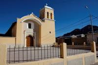 Iglesia de Desaguadero (lado peruano)