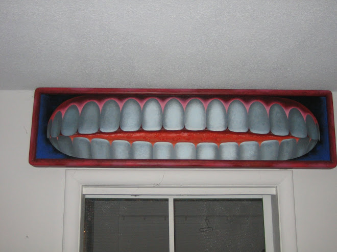3 Dimensional Teeth