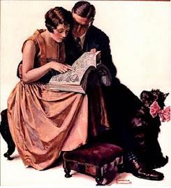 Absorvidos pela leitura