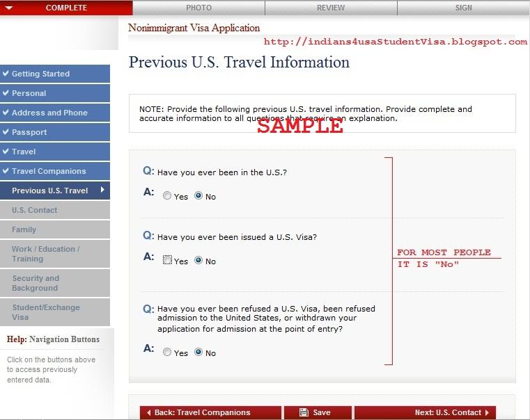 Indians Applying for USA Student Visa: Filling DS-160 on i-94 form.pdf, i-20 form.pdf, passport ds-11 form.pdf,