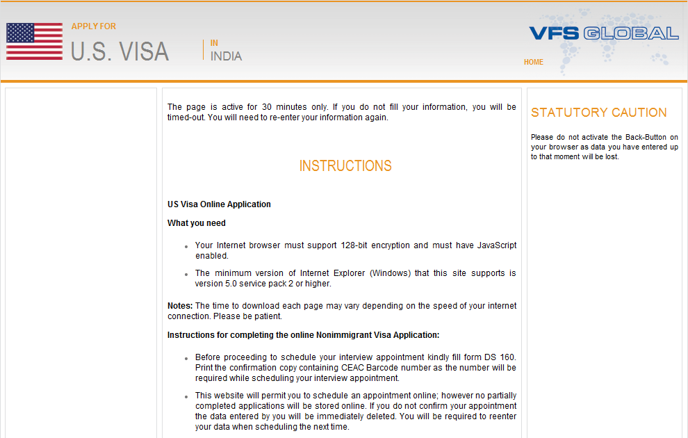 how to cancel us visa appointment