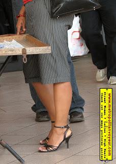 Index finger heels