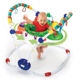 Einstein Baby Jumper: Einstein Baby Jumper versus Fisher Price Baby Jumper