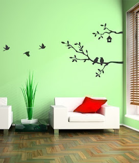 Ethnic Indian Decor Wall Decals