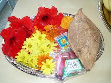 Festive Pooja Thali
