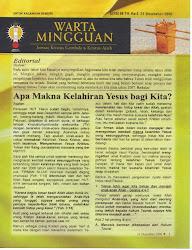Warta Edisi 98 - 2006