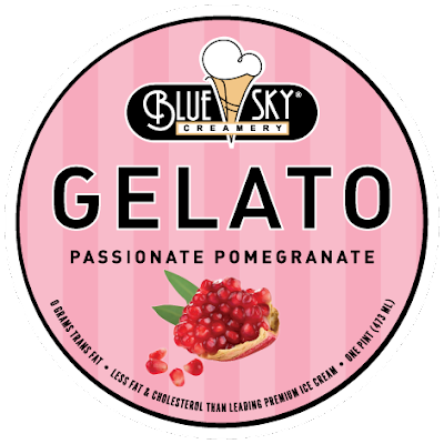 Pomegranate Gelato Recipe — Dishmaps