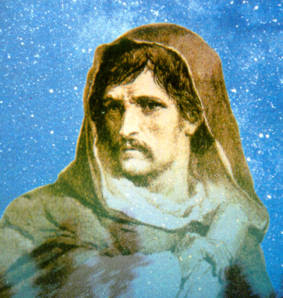 Giordano Bruno and the Stars