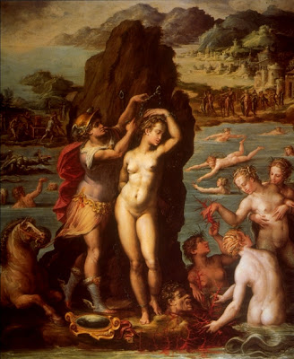 Vasari's Perseus and Andromeda