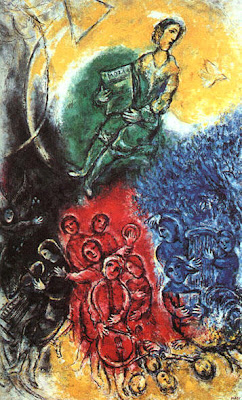 Chagall, Musica