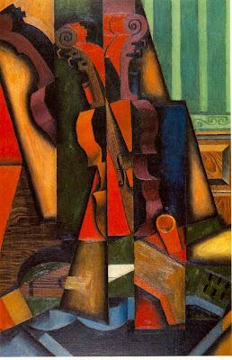 Gris: Violin and Guitar