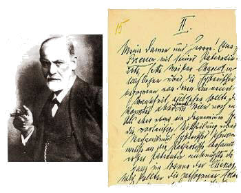 Freud's manuscript