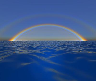 arcobaleno acquatico