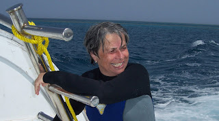 Etta in muta sul Mar Rosso, 2007