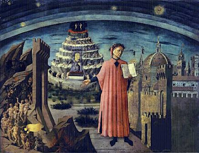 Dante and his creation