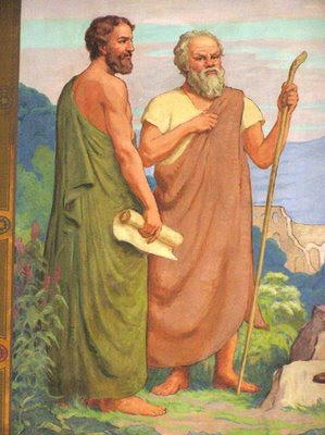 Platone e Socrate