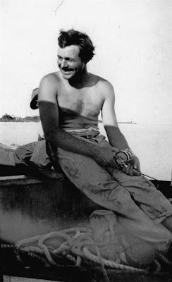Ernest sailoring