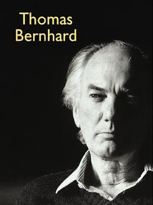 Thomas Bernhard - banner
