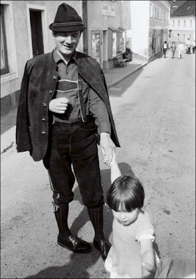Bernhard and child