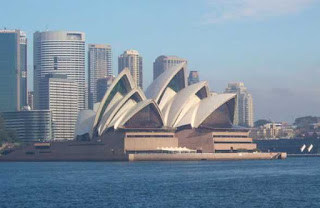 Sydney Opera House mutakabbir tower