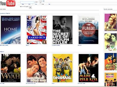 daftar film populer di yuotube