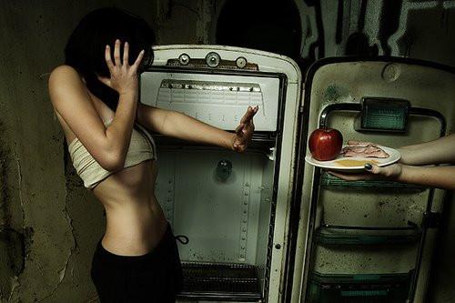 Digamos no a la anorexia, denunciemos esta página