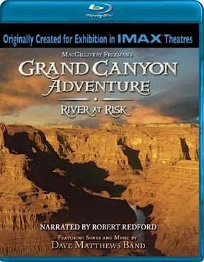 IMAX - Grand Canyon Adventure - River at Risk Blu-ray