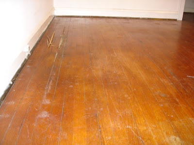 The Box House Chatter Marks On The Floor But At Least The Cat Pee