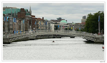 Ha&#39;penny bridge, Dublin
