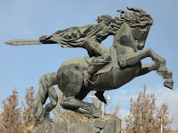 David de Sassoun, Yerevan