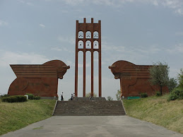 Sardarabad memorial, Armenia