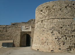 Othello&#39;s tower, Famagusta, Cyprus