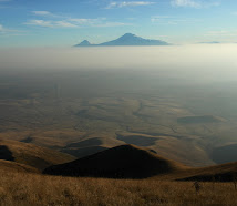 Ararat mountain, Armenian Highland