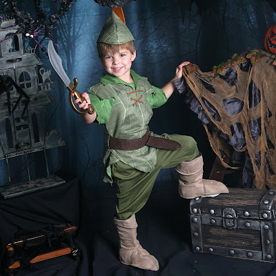 image of peter pan costume