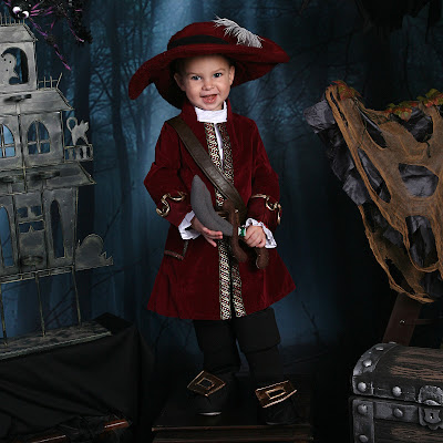 image of captain hook costume