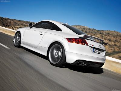 audi tt 2009 tuning. Audi TT-RS 2010 rebaixado,