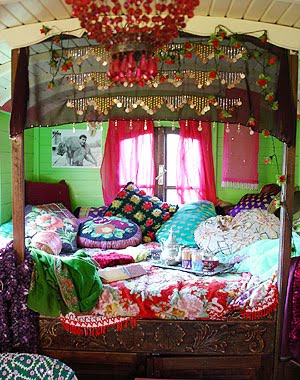 I Love Folkloric, Bazaar Like Interiors And The Work Of French Designer  Jeanne Bayol Just Makes Me Smile. Jeanne Shares My Fascination With The  Gypsy ...