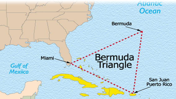 Bermuda Triangle: mystery revealed