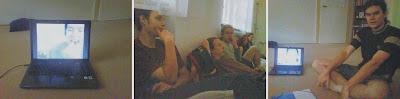 fotografie ze setkání týmu strakonického English kempu 24.5.2008. Omluvte horší kvalitu, je to foceno mobilním telefonem.