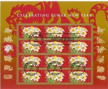 Us Citizenship Podcast Usps Celebrates Lunar New Year