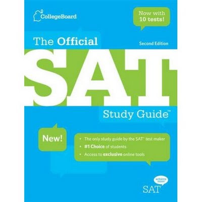 What book should I use to study for the sat?
