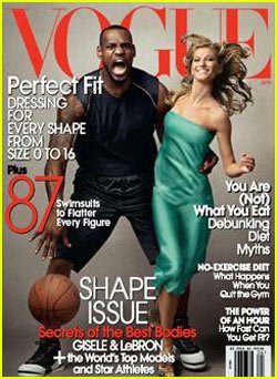 Le Bron James | Vogue - Le Bron James, Wake Up To Racial Stereotyping