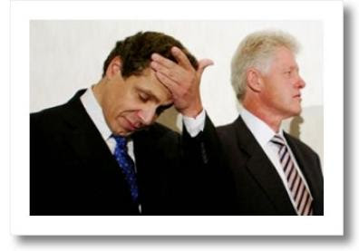 Andrew Cuomo On Obama - Cuomo Shucks And Jives And Sticks Foot In Mouth