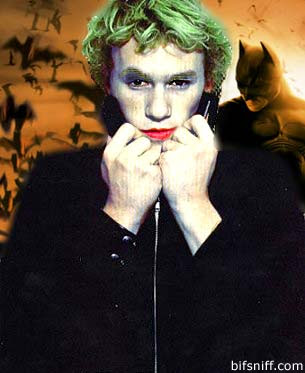 "Heath Ledger Reported Dead In New York - Stars As ""The Joker"" In ""The Dark Knight"""
