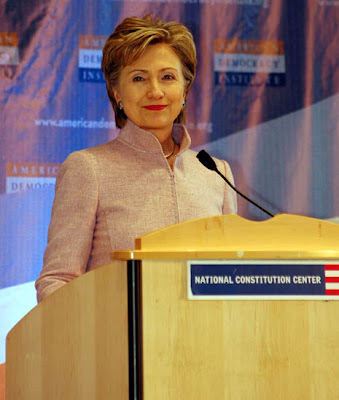Hillary Clinton Disses African Americans and Activists After Obama Wins